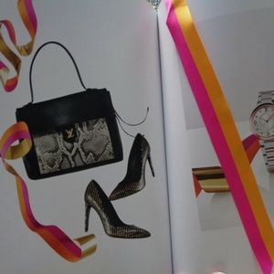 LOUIS VUITTON Holiday Gift Selection Catalog 2014